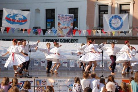 Mezinárodní folklorní festival