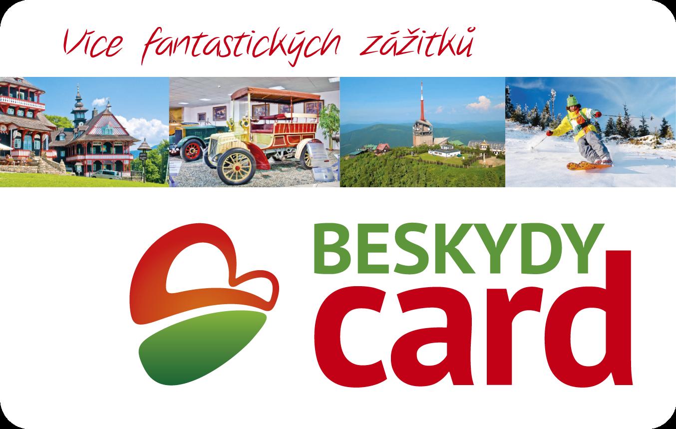 Partner Beskydy Card