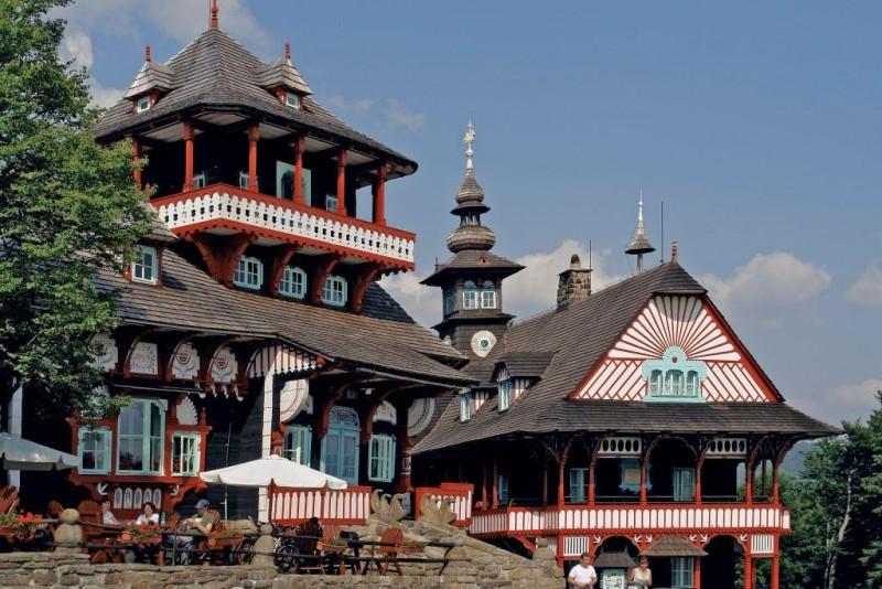 Chata Libušín projde rekonstukcí