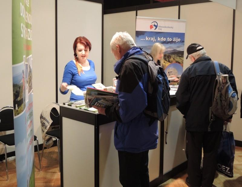 Beskydy tento víkend na veletrhu Infotour a cykloturistika v Hradci Králové