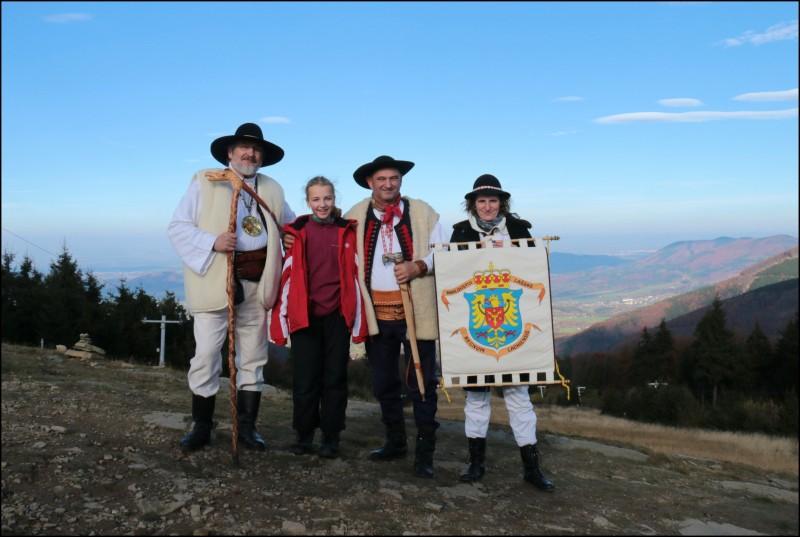 Lašsko-valašské setkání u Radegasta