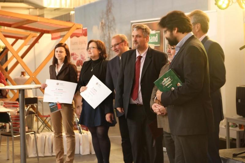 Propagační brožura Vstupte do Beskyd získala ocenění v soutěži o nejlepší turistickou informaci
