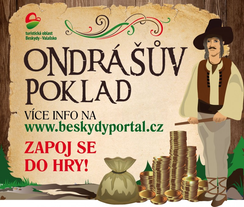 Sbírej Ondrášovy dukáty a směň je za poklad!