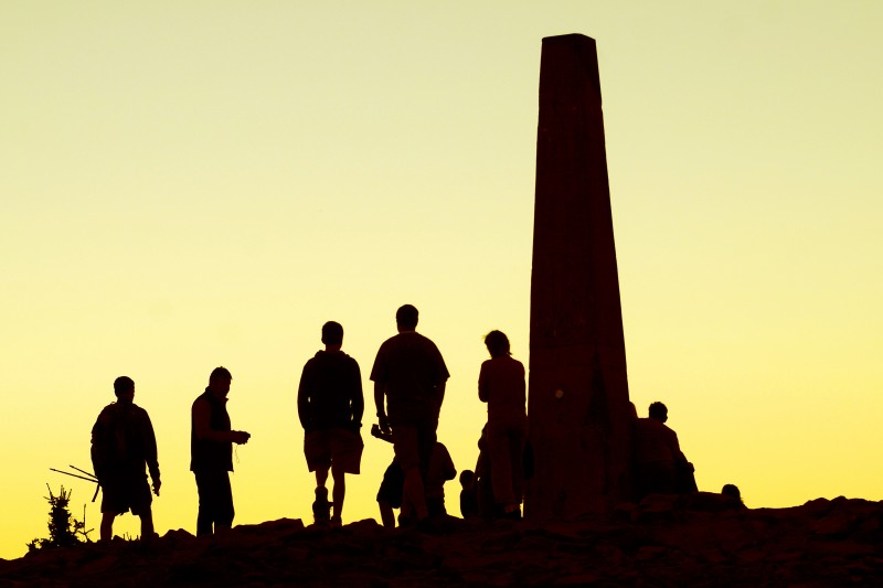 Prověřte svou kondici na nočním přechodu Lysá hora - Velký Javorník