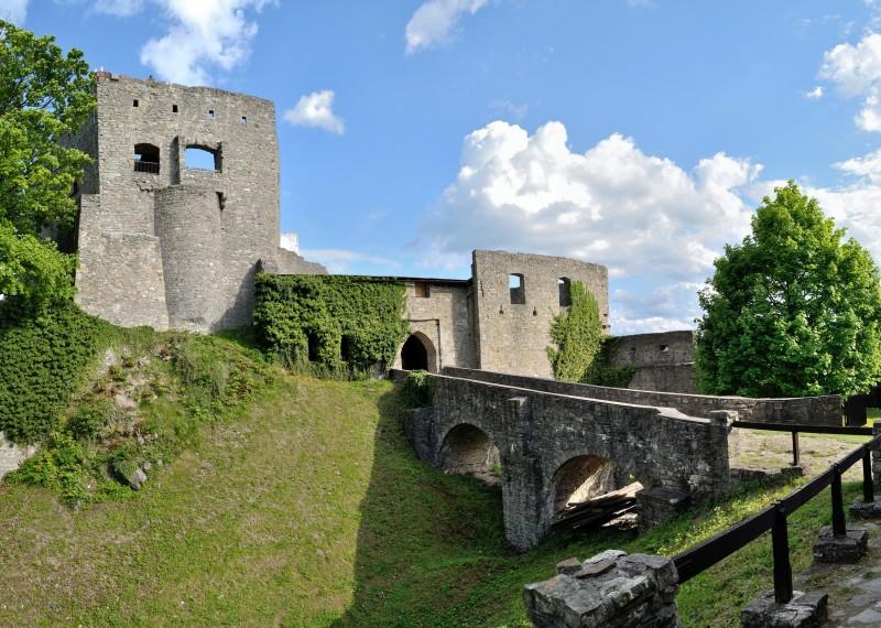 Přijďte se bát na hrad Hukvaldy