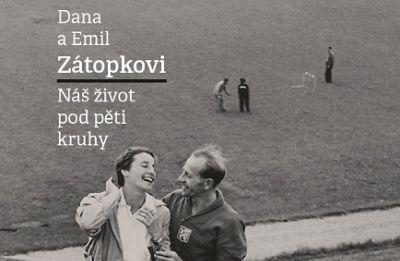 Nová kniha přiblíží život slavné dvojice Dany a Emila Zátopkových
