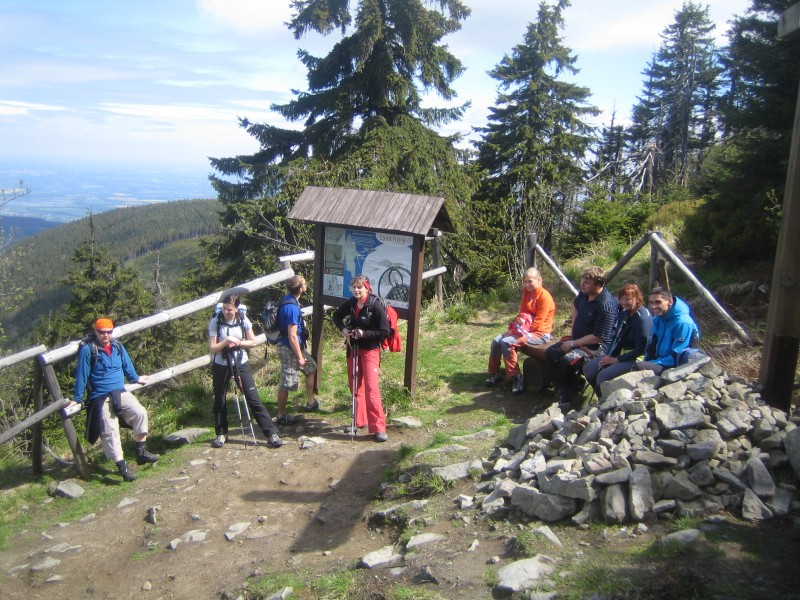 V tomto týdnu nás čekají hned dva výstupy na Lysou horu s průvodcem