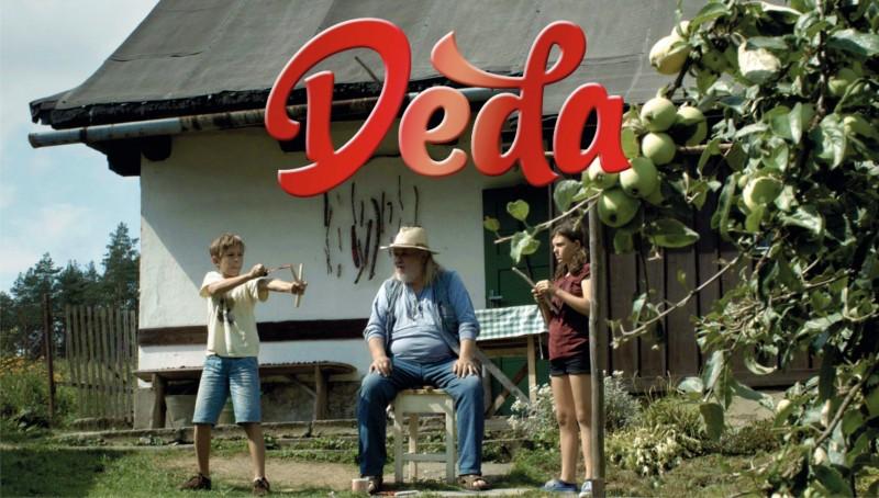 Letní kino ve Štramberku uvede film Děda