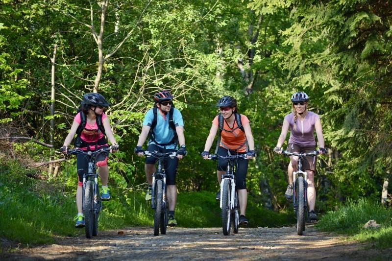 Navštivte největší cykloportál pro horská kola v Beskydech!