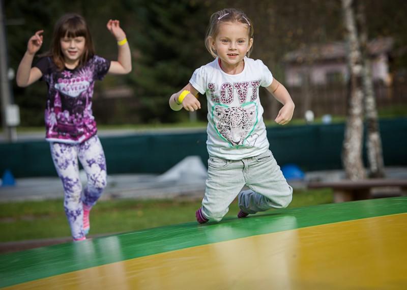 Sezóna letních parků na Bílé končí