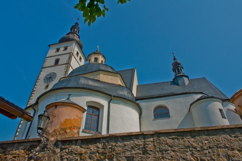Valašský vojvoda v příborském kostele