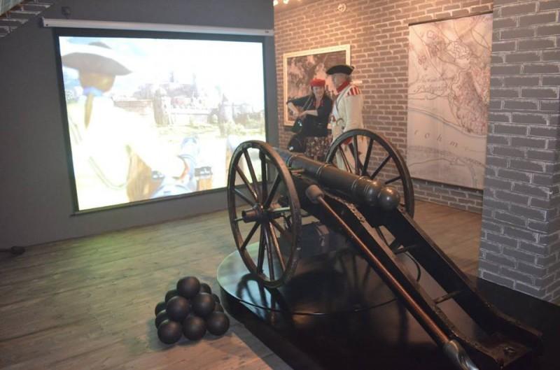 Expozice generála Laudona v Toulavé kameře