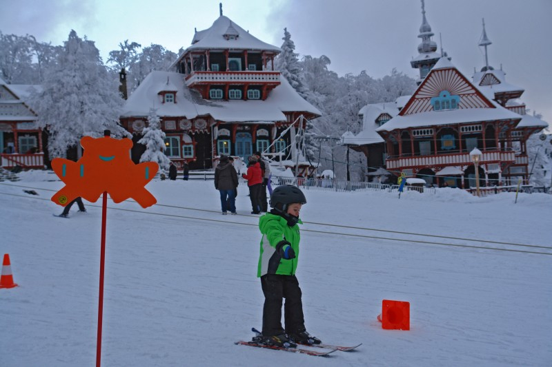Oslavte den sněhu!