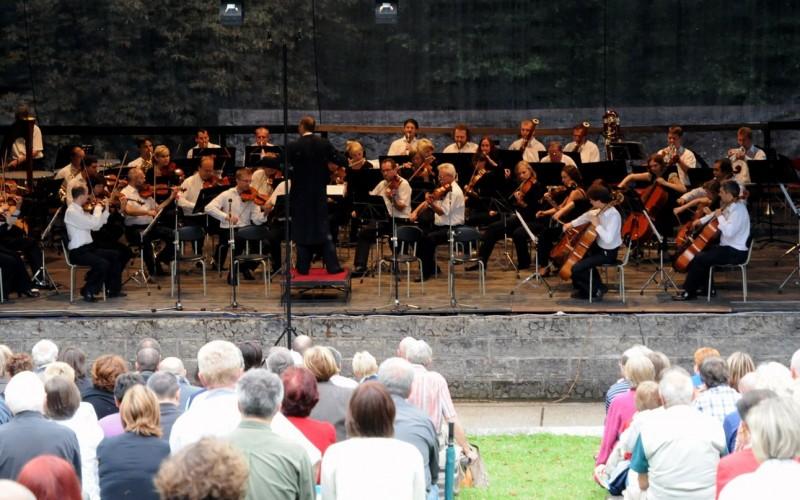 Hudební festival Janáčkovy Hukvaldy se chýlí ke konci