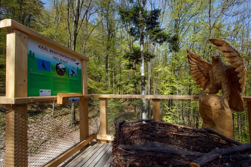 Ve Frenštátě pod Radhoštěm přivítají jaro i ptačí zpěv na Horečkách