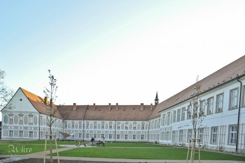 V sobotu se otevřou opět zahrady Piaristického kláštera v Příboře