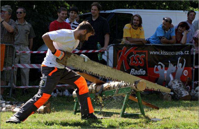 Frenštát p.R. opět ožije Svátkem dřeva