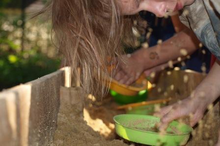 Letní dětský park na Bílé zahájil sezónu!