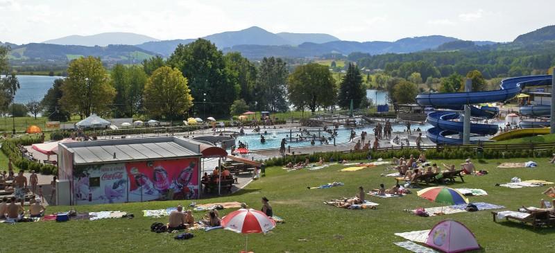 Aquapark Olešná bude hostit v neděli zajímavý závod