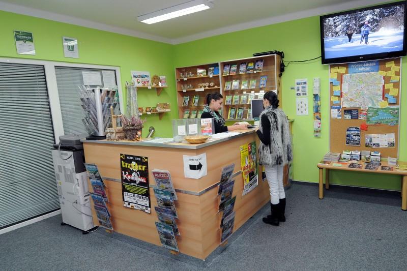 Hlasujte pro své oblíbené turistické informační centrum!
