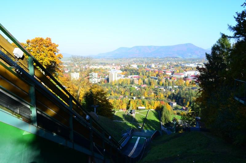 Frenštát bude hostit první světový pohár žen ve skoku na lyžích v České republice