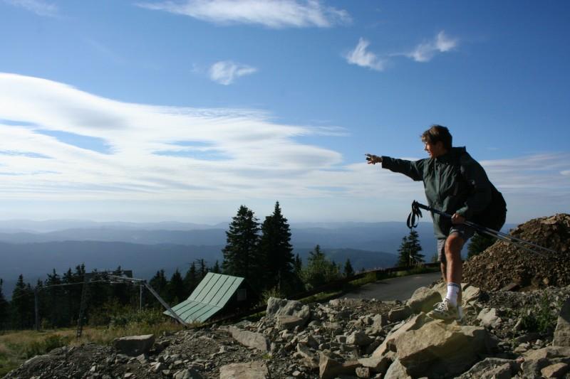 Opět máte možnost vystoupat na Lysou horu s průvodcem!