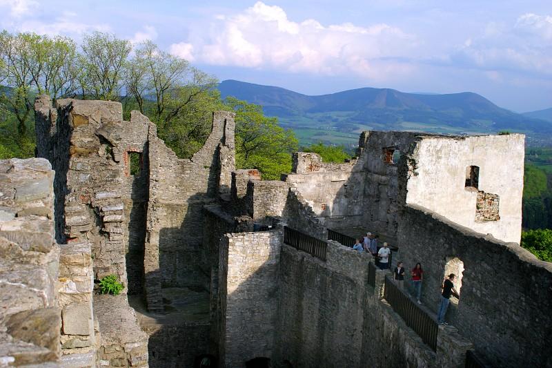 Vyrazte s dětmi na hrad Hukvaldy