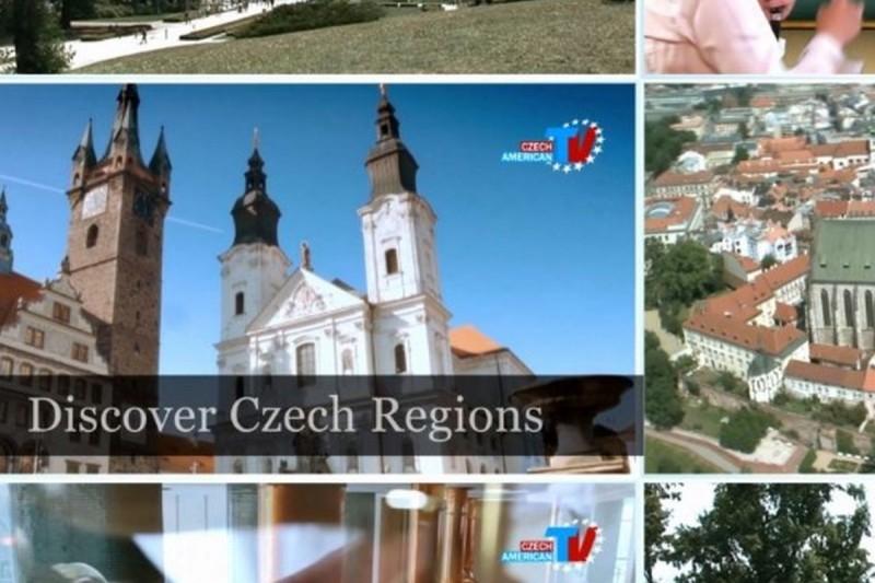 České regiony mají zajímavé turistické destinace