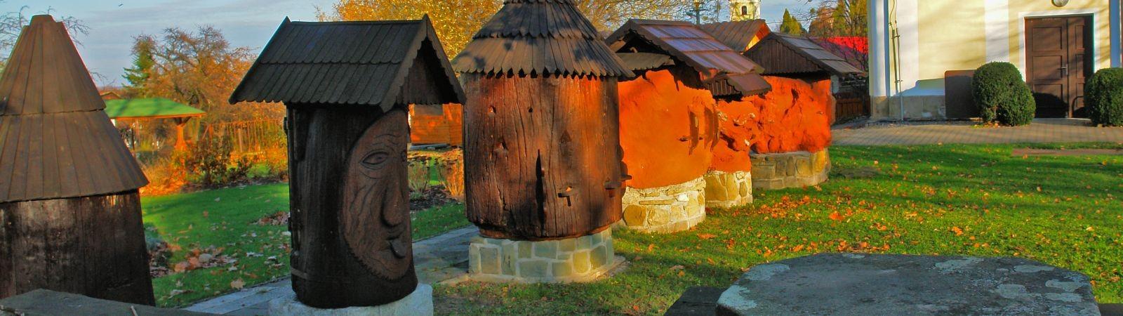 včelařský areál Chlebovice