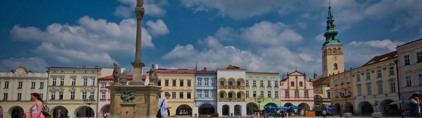 Nový Jičín centrum