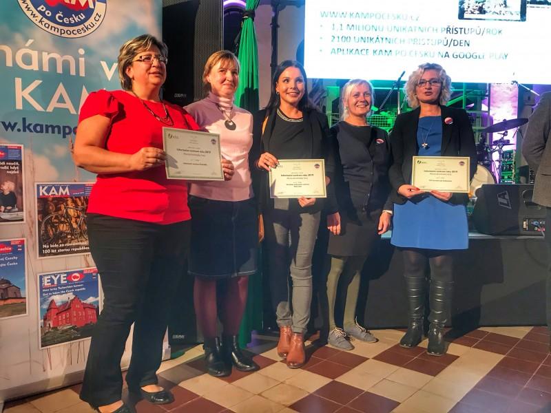 Turistická informační centra Beskyd soutěžila v anketě o nejoblíbenější infocentrum roku 2019