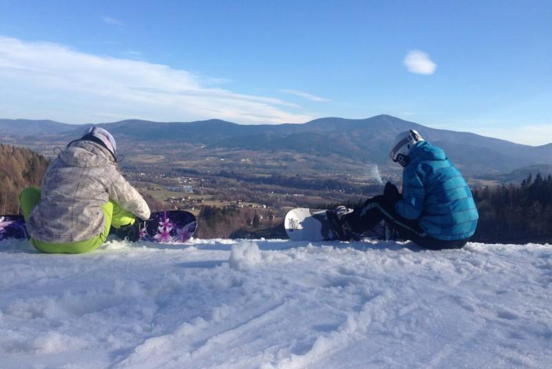 Zimní speciál Turistické noviny Moravskoslezkého kraje
