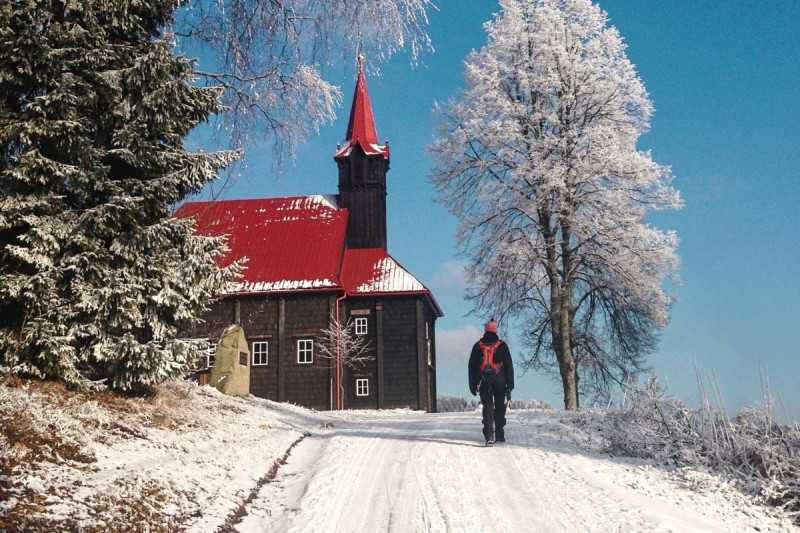 Hlasujte pro nejkrásnější místa Beskyd a Moravskoslezského kraje
