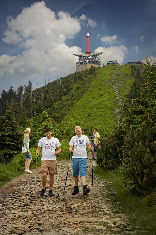 Ohlédnutí za sezonou komentovaných výstupů na Lysou horu