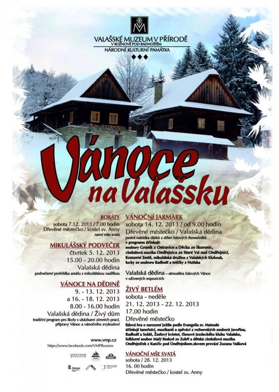 Vánoce na Valašsku