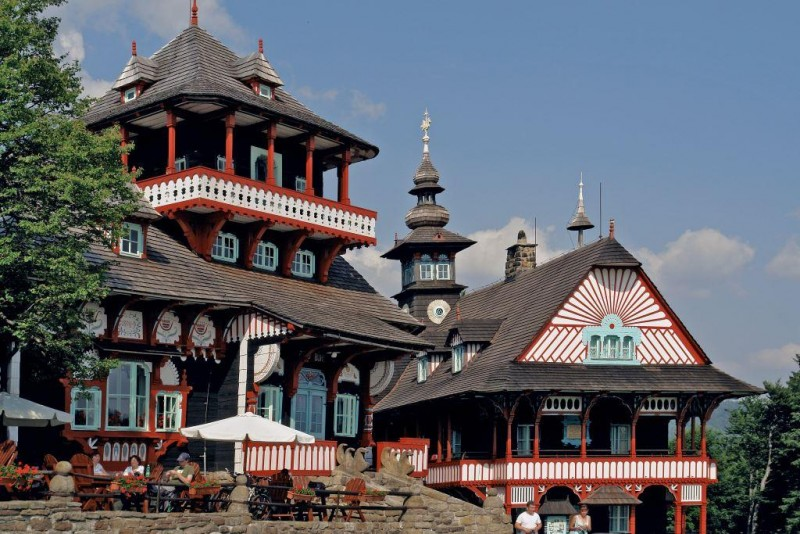 Historie výstavby Libušína