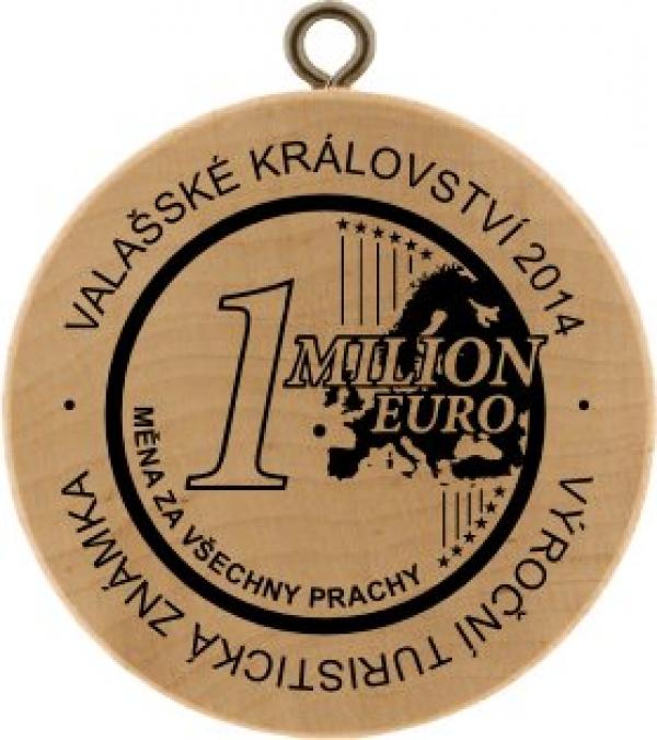 Nová výroční turistická známka Valašského království