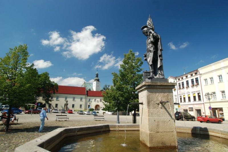 Poznávejte erby, busty a sochy našeho města!