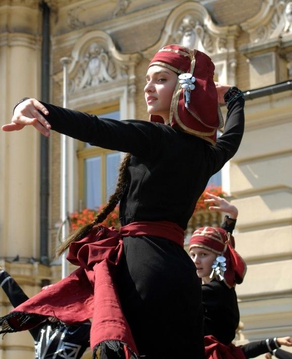 Mezinárodní folklorní festival už klepe na dveře