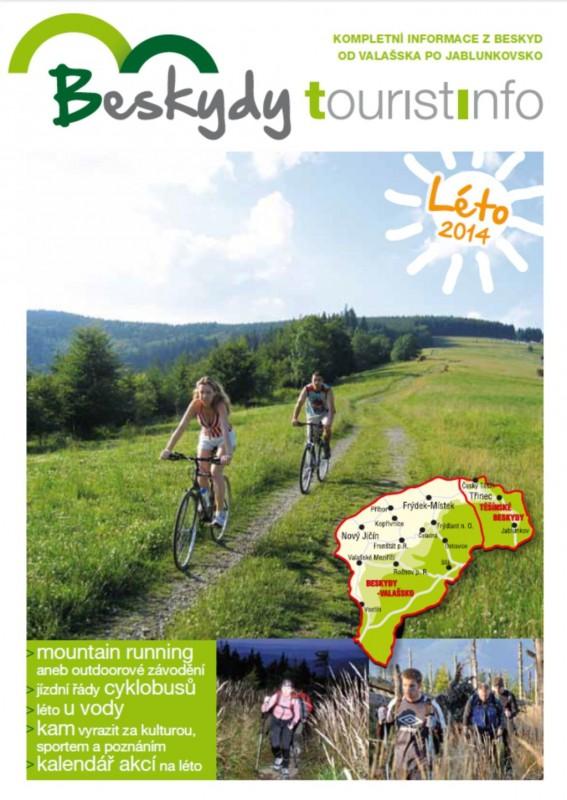 V novém čísle novin Beskydy tourist info vám představíme mountain running