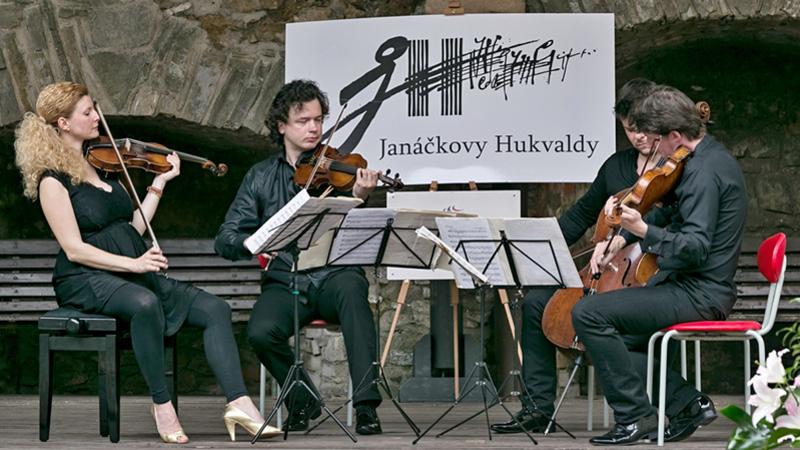 Hukvaldy oslaví 160. výročí narození Leoše Janáčka hudebním festivalem
