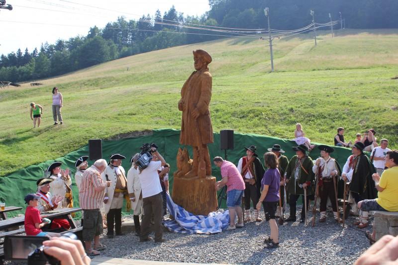 Již 202. výročí památné události z portášské historie v Čeladné