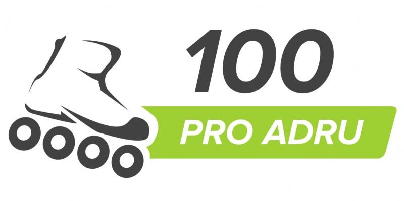100 pro ADRU: Nejde o to zpřerážet si kosti, ale zajezdit si a pomoct