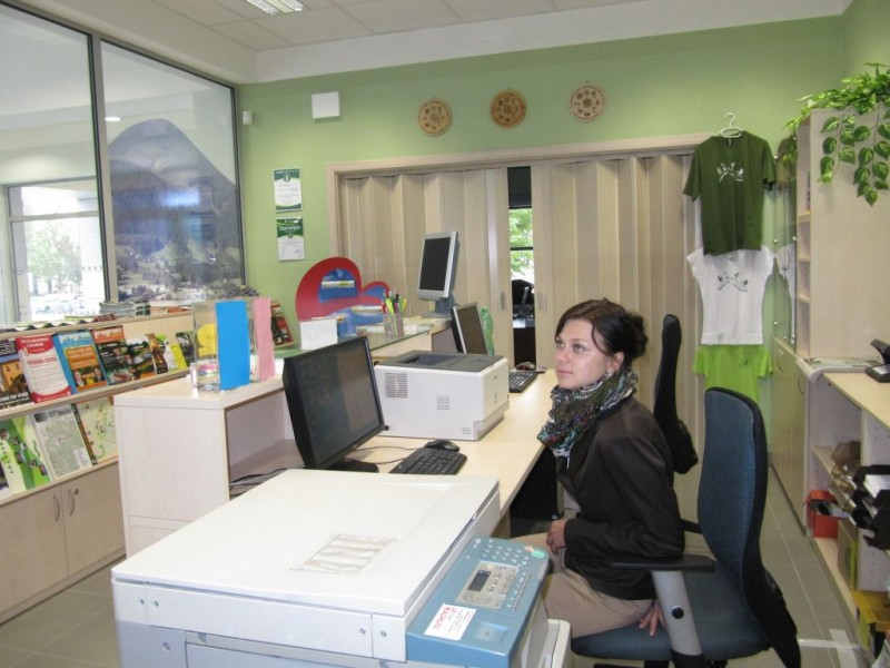 Beskydské informační centrum ve Frýdlantu n.O. přestěhováno!