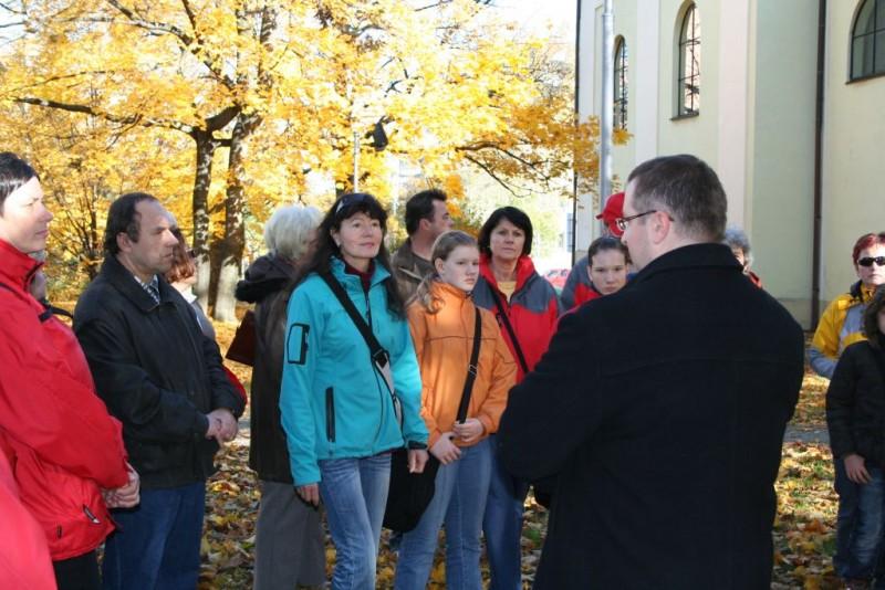 Podzimní Den s průvodcem ukončí tuto sobotu prohlídky historických částí měst Frýdku a Místku