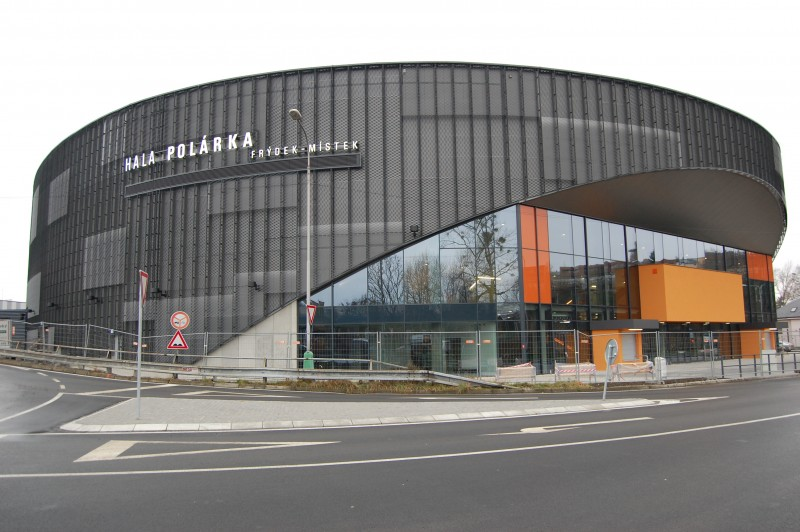 Hala Polárka ve Frýdku-Místku se otevírá!