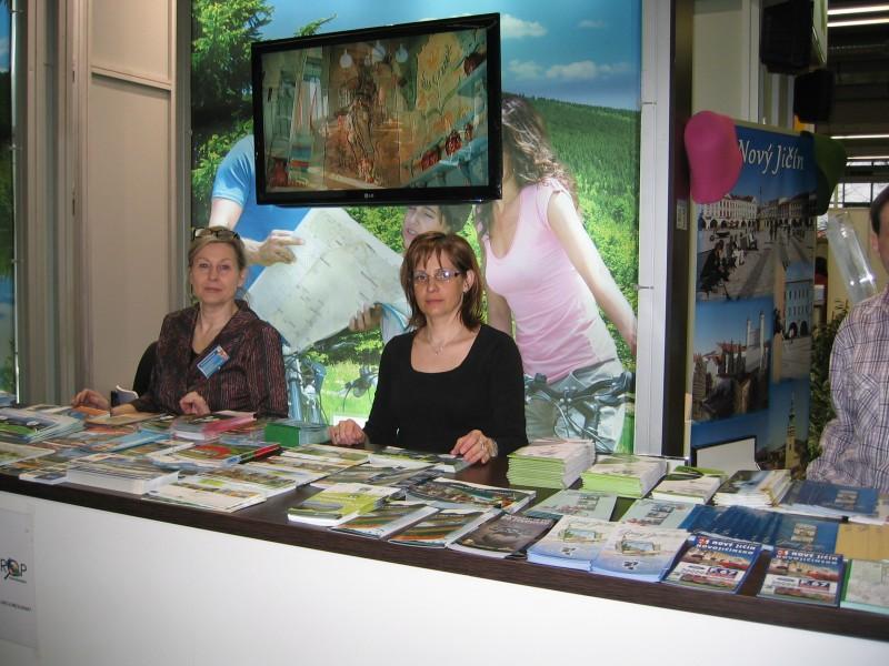Setkáme se na veletrhu Regiontour v Brně
