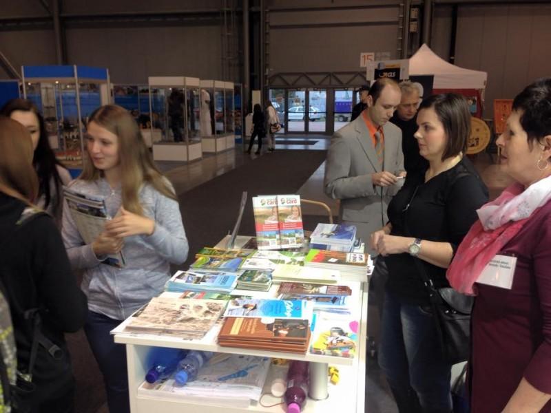 Turistická oblast Beskydy-Valašsko prezentovala nabídku cestovního ruchu na veletrhu Regiontour Brno