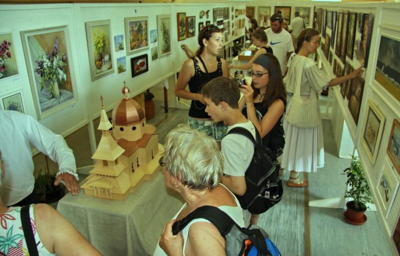 Výstava zájmové umělecké činnosti v Beskydech znovu otevírá své brány