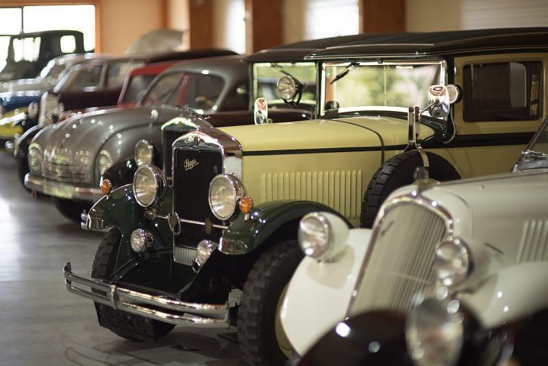 V Kopřivnici se otevřelo nové muzeum automobilů